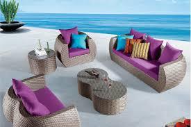 patio slab sets: image of outdoor patio furniture wicker