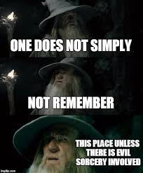 Confused Gandalf Meme - Imgflip via Relatably.com
