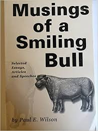 Musings of a <b>smiling bull</b>: Selected essays, articles and speeches ...