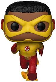 <b>Фигурка Funko POP Television</b>: Flash – Kid Flash (9,5 см) - купить ...