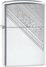 <b>Зажигалка Zippo</b> 250 LUX19PF <b>Luxury Design</b> (49165) купить по ...