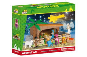 <b>Конструктор Nativity Scene</b> - <b>COBI</b>-28024 - купить в Rc-Like