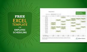 excel template for employee scheduling when i work excel template for employee scheduling