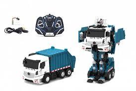 <b>1 Toy Робот</b>-<b>трансформер</b> Мусоровоз на р/у - Акушерство.Ru