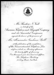 file invitation from theodore n vail to alexander graham bell file invitation from theodore n vail to alexander graham bell 1915 transcription