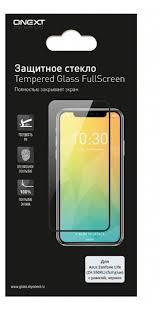 Купить Защитное стекло <b>ONEXT</b> Full Screen для <b>Asus Zenfone</b> ...
