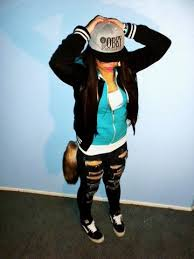 <b>OBEY</b> the <b>snap</b> backs! Pretty Girl Swag Aye!