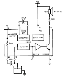 fluid level control schematic diagramsschematic diagram   low level warning   audio output