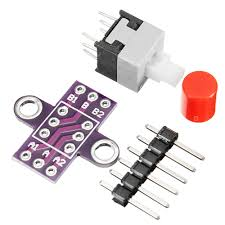 20pcs <b>CJMCU</b>-<b>010 With</b> Lock Button Self-locking Switch Double ...