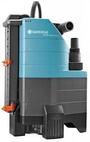 ≡ <b>Насос</b> для грязной воды <b>Gardena Gardena</b> Aquasensor <b>13000</b> ...