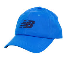 New Balance <b>6</b>-<b>Panel Curved Brim</b> Cap