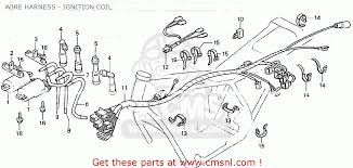 honda cb750k 1979 z four wire harness ignition coil wire harness ignition coil schematic