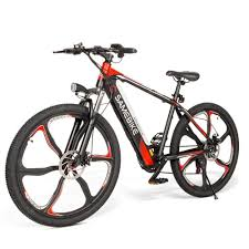 <b>Samebike SH26 Smart</b> Electric Moped Mountain Bike New style E ...