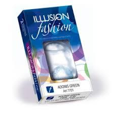 Illusion <b>Fashion Adonis</b> 2pk <b>контактные линзы</b> Цветные линзы ...