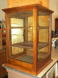 countertop display case general store and display case on pinterest antique furniture apothecary general store candy