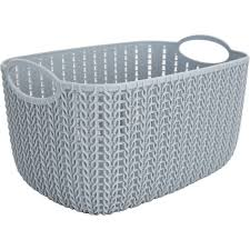 <b>Корзинка для хранения</b> «<b>Вязание</b>», 4 л, цвет серый в Кемерове ...