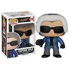 <b>Funko POP</b> TV: The Flash Captain Cold Figure | Funko Toys | The ...