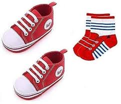Buy Lukzer <b>1 Pair Baby</b> Boys & Girls Unisex Shoes & Socks Soft Anti ...