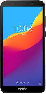 Мобильный <b>телефон Honor 7S</b> 1/16GB (черный)