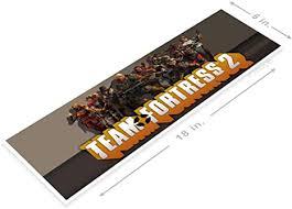Amazon.com: PosterGlobe Poster A950 Team <b>Fortress</b> 2 <b>Arcade</b> Pc ...