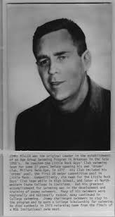JIMMY MILLER was the original leader in the establishment of an AGE Group Swimming Program in ... - 1986%2520Jimmy%2520Miller