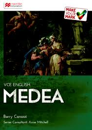 secondary medea make your mark study guides provide students model essays and workbook activities designed to help expose the structural techniques behind strong