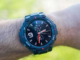 Amazfit <b>T</b>-<b>Rex</b> preview: A great rugged smartwatch for everyone ...
