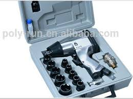 "China <b>Pneumatic Air Tools</b> 17PCS <b>1/2</b>"" <b>Air Impact Wrench</b> Kit Wt ..."