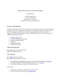 Resume Samples For Retail  best retail resume resume templates for     Resume Example  Resume Examples For Retail Sales Associate with       resume samples