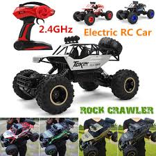 <b>2.4G 4WD RC Car</b> Remote Control Electric Monster Buggy Off-Road ...