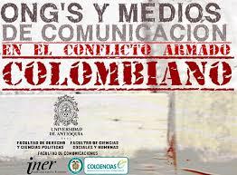 Resultado de imagen para medios y conflicto armado en colombia