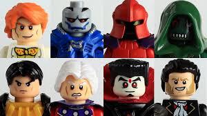 Lego X-<b>men</b> Moc Marvel Villains minifigures (Exclusive <b>High quality</b> ...