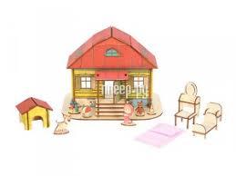 <b>Кукольный домик Большой слон</b> Маши 0025