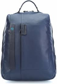 <b>Рюкзак</b> Piquadro <b>Pulse CA3349P15</b>/<b>BLU3</b> blue — купить по ...