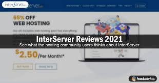 InterServer Coupons and Deals – Jun 2021