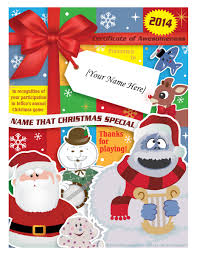 christmas archives page of blog 2014 certificate of awesomeness