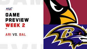 Cardinals vs. Ravens preview | Week 2 - NFL Videos