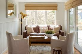 throw pillows for leather couch family room beach with bamboo shades beadboard wainscoting accent lighting family room