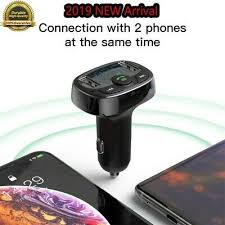 2019 <b>Baseus S</b>-<b>09A</b> Wireless Bluetooth Car MP3 Player FM LCD SD ...