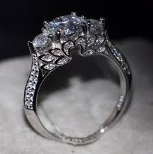 Victoria Wieck <b>Style Creative Fashion</b> jewelry <b>925 Sterling</b> ring, West ...