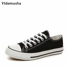 YIdemusha <b>New Summer</b> Sneakers Wedges <b>Canvas</b> Shoes Men ...