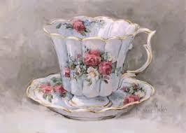 Barbara Mock | Чайные <b>чашки</b>, Разное и Декупаж