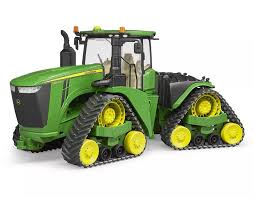 Купить <b>BRUDER</b> Трактор <b>John Deere</b> 9620RX гусеничный colorful ...