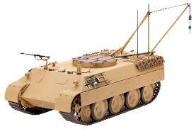 <b>Сборная модель Revell Bergepanther</b> (Sd.Kfz. 179) (03238) 1:35 ...