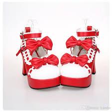 <b>2019 2019 New</b> Japanese <b>Style</b> Sweet <b>Lolita</b> Shoes Maid Cosplay ...