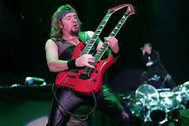 Adrian Smith Recalls Getting on <b>Iron Maiden's</b> Nerves