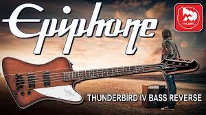 <b>EPIPHONE</b> THUNDERBIRD IV BASS REVERSE - бас-<b>гитара</b> ...