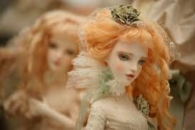 Международный салон авторских <b>кукол</b> на Тишинке 2019