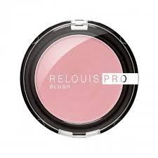 Купить <b>Румяна компактные</b> Relouis Pro <b>Blush 5г</b> №72 PINK LILY ...