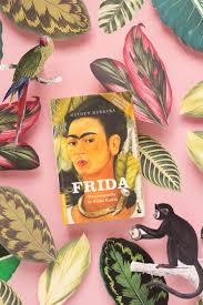 lars book club check in frida kahlo printable bookmark the frida kahlo biography